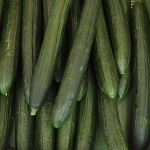 Cucumber fruits