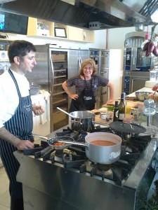 Cooking class- Taormina