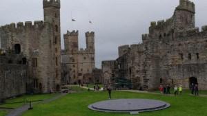 Caernarfon Castle- Wales
